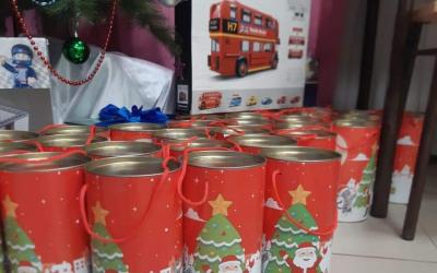 Подарки для Ижевского детского дома