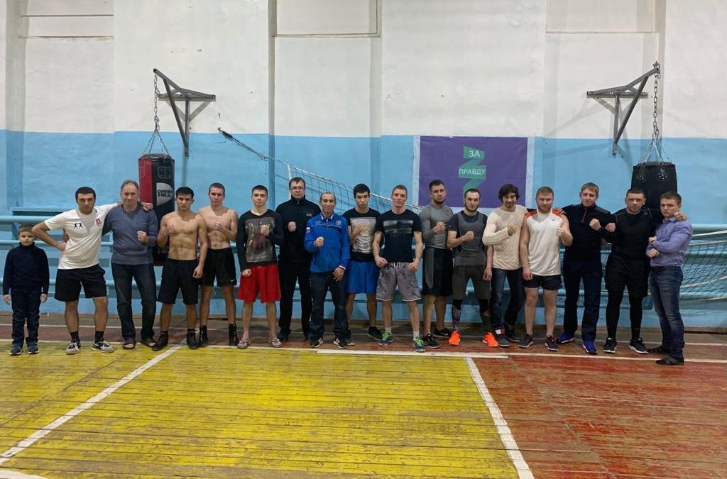 ЗА ПРАВДУ в Саратове приглашает на тренировку по боксу