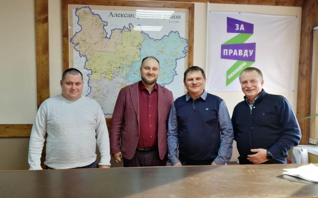 Александров, Муром и Владимир в сборе ЗА ПРАВДУ