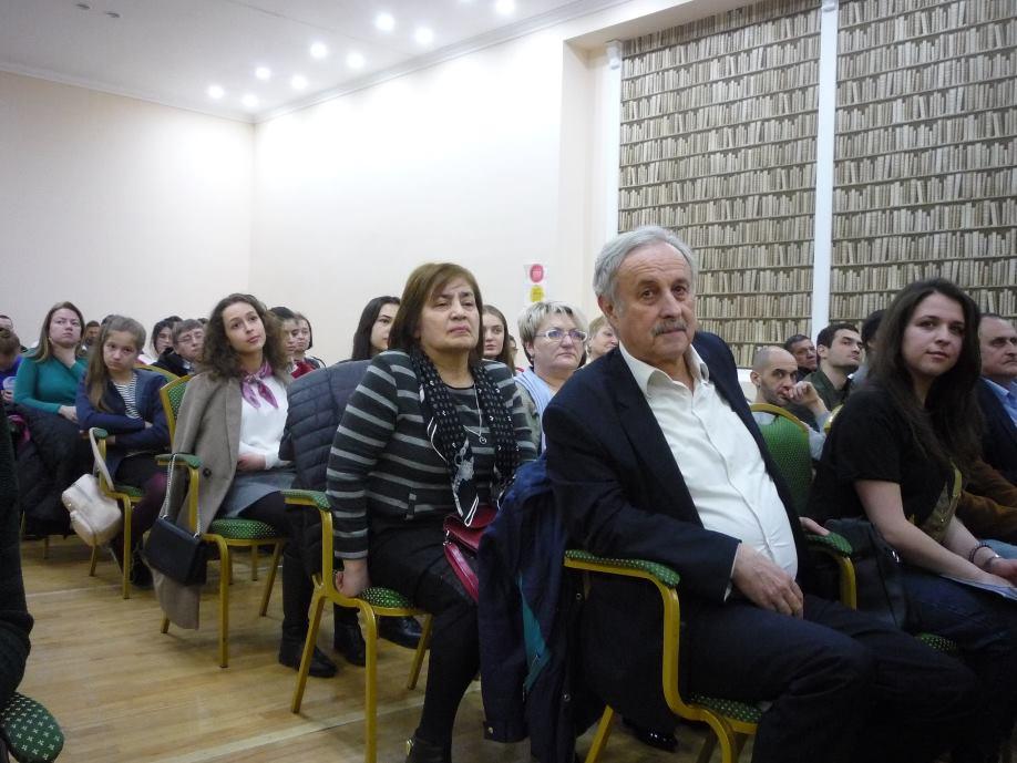 3-4 февраля Захар Прилепин посетил Владикавказ 1