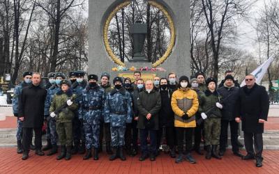 Рязанское отделение партии «ЗА ПРАВДУ» почтило память ленинградцев-блокадников