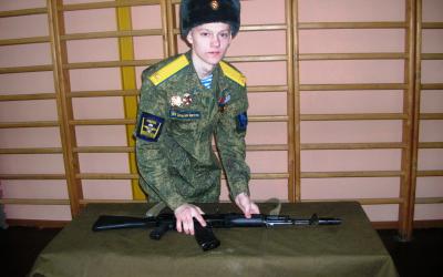 Гвардия Захара Прилепина в Рязанской области провела мастер-классы для студентов