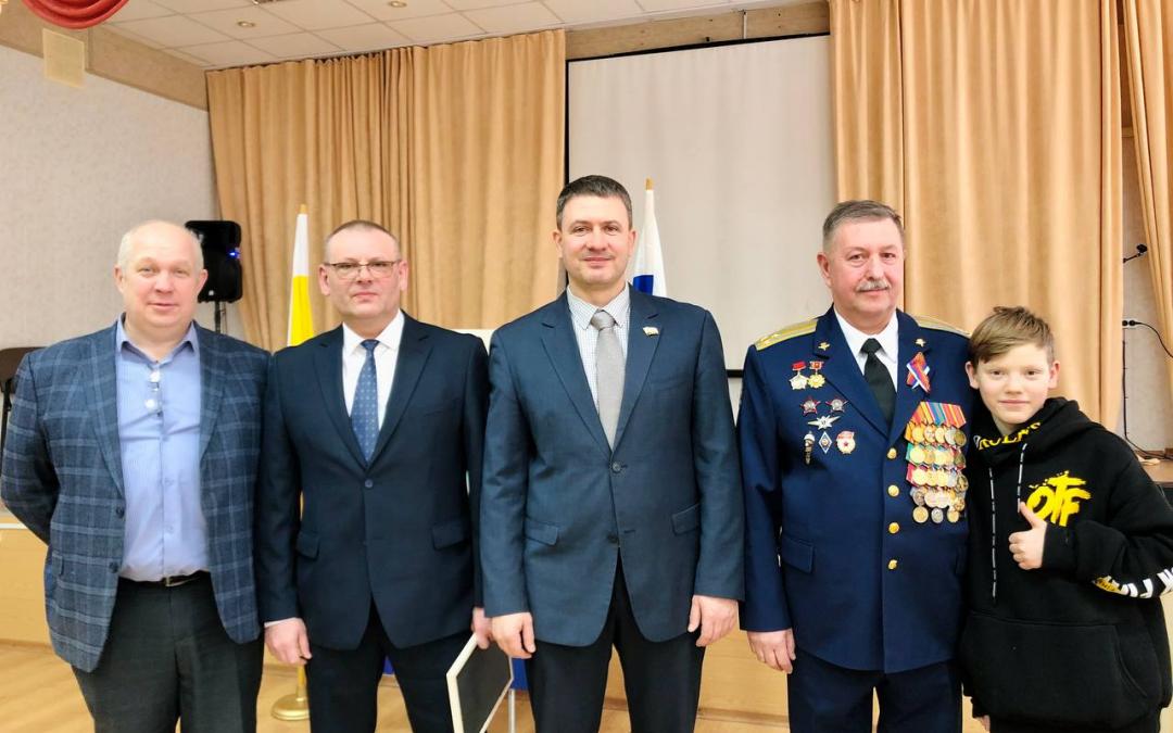 Серия мероприятия ко Дню защитника Отечества ЗА ПРАВДУ в Рязани