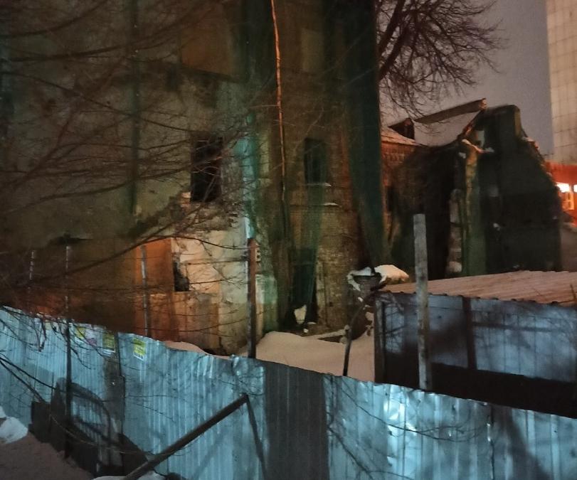 ЗА ПРАВДУ в Саратове продолжает следить за состоянием Дома художника