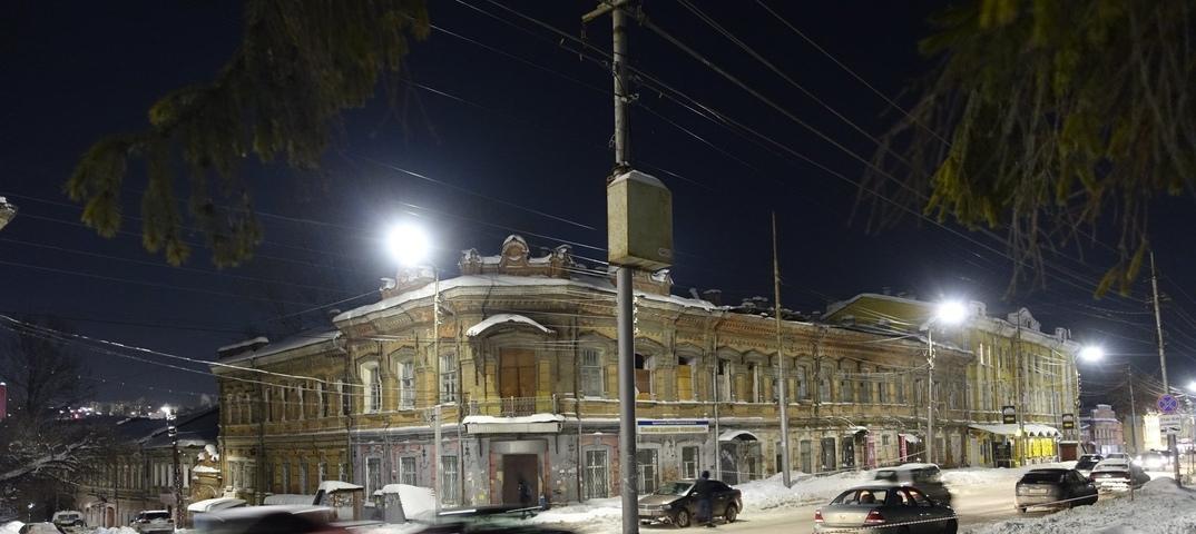 ЗА ПРАВДУ поддерживает саратовцев в борьбе за спасение усадьбы купца Баринова