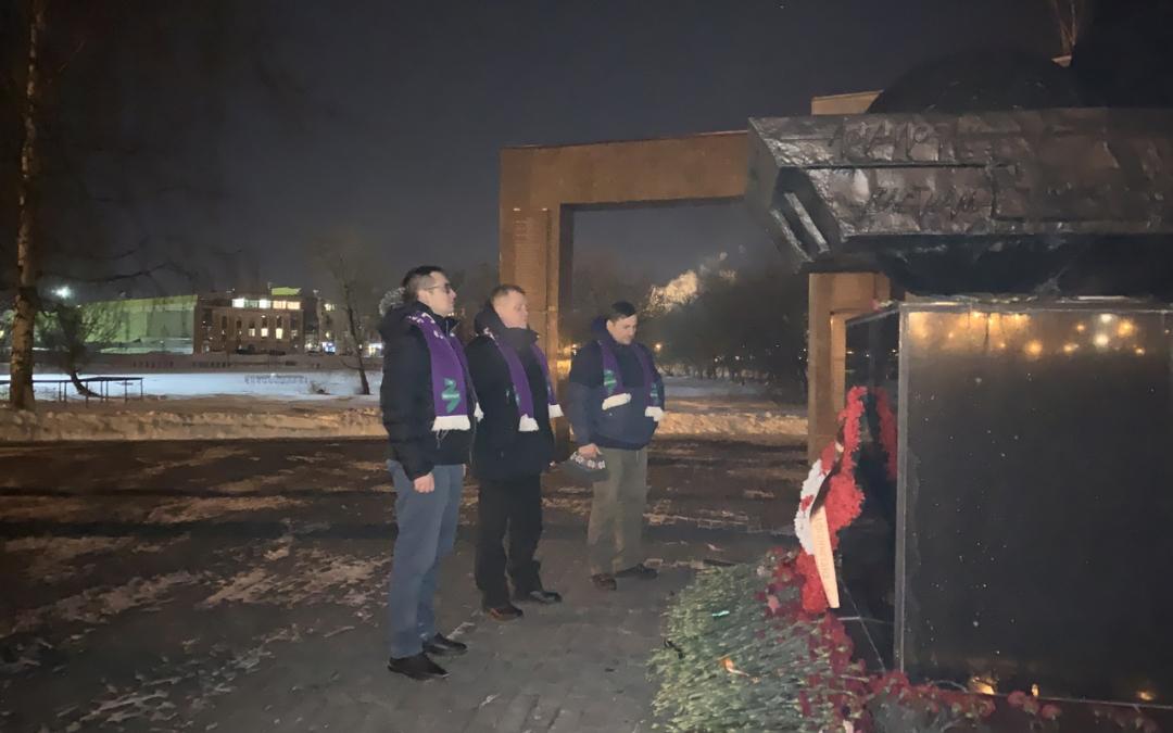 ЗА ПРАВДУ в Твери почтили память воинов-интернационалистов