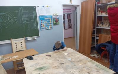 ЗА ПРАВДУ в Челябинской области посетило друзей и детского дома Копейска