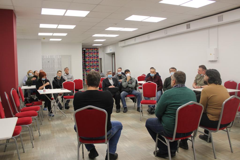 Встреча ЗА ПРАВДУ в Челябинской области 2