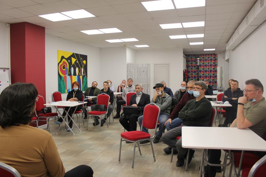 Встреча ЗА ПРАВДУ в Челябинской области 7