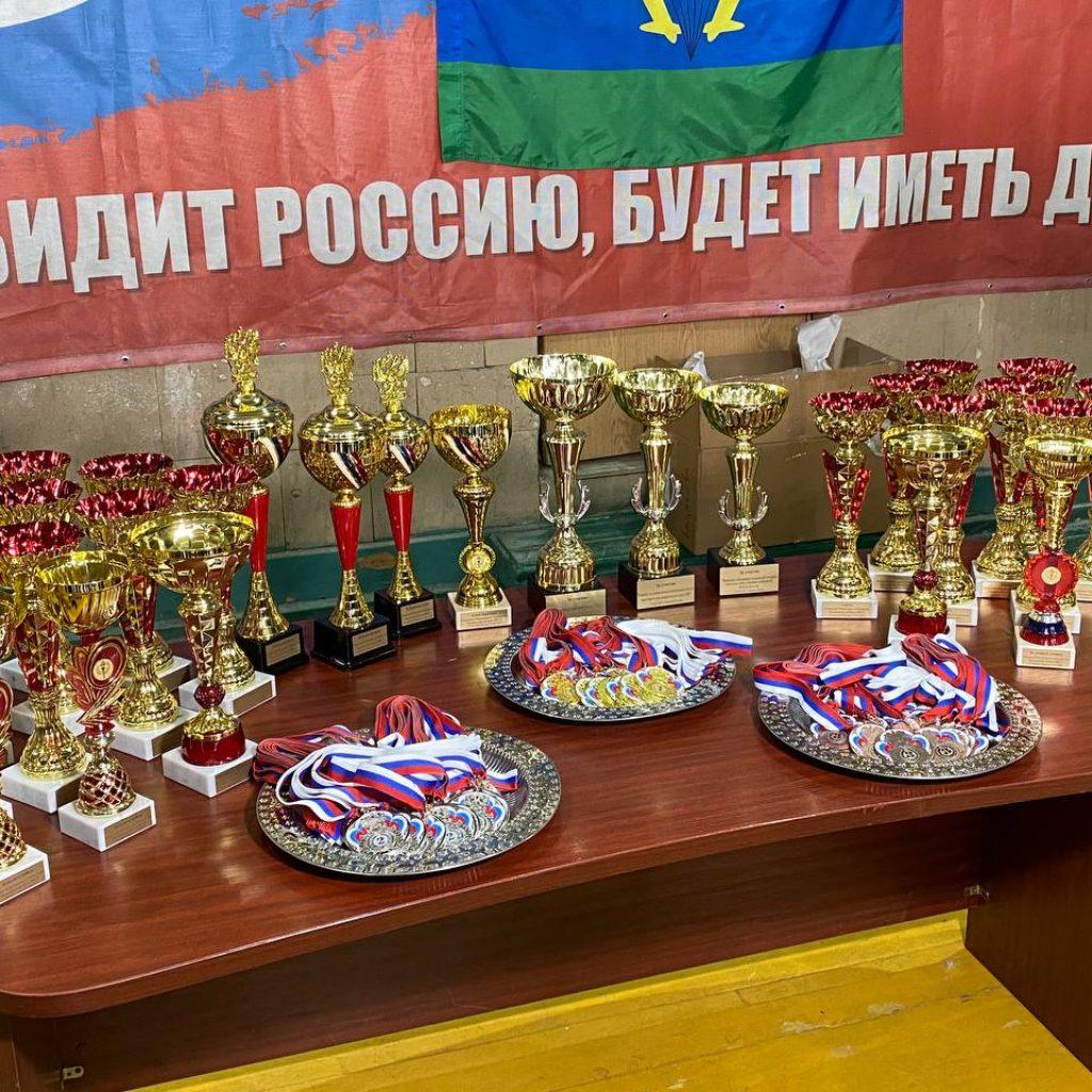 Гвардия Захара Прилепина поддержала Чемпионат Комбат Самообороны в Подмосковье 2