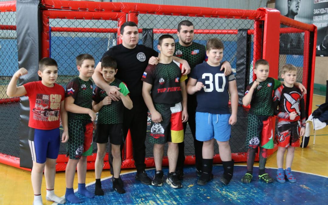 Гвардия Захара Прилепина поддержала Чемпионат Комбат Самообороны в Подмосковье