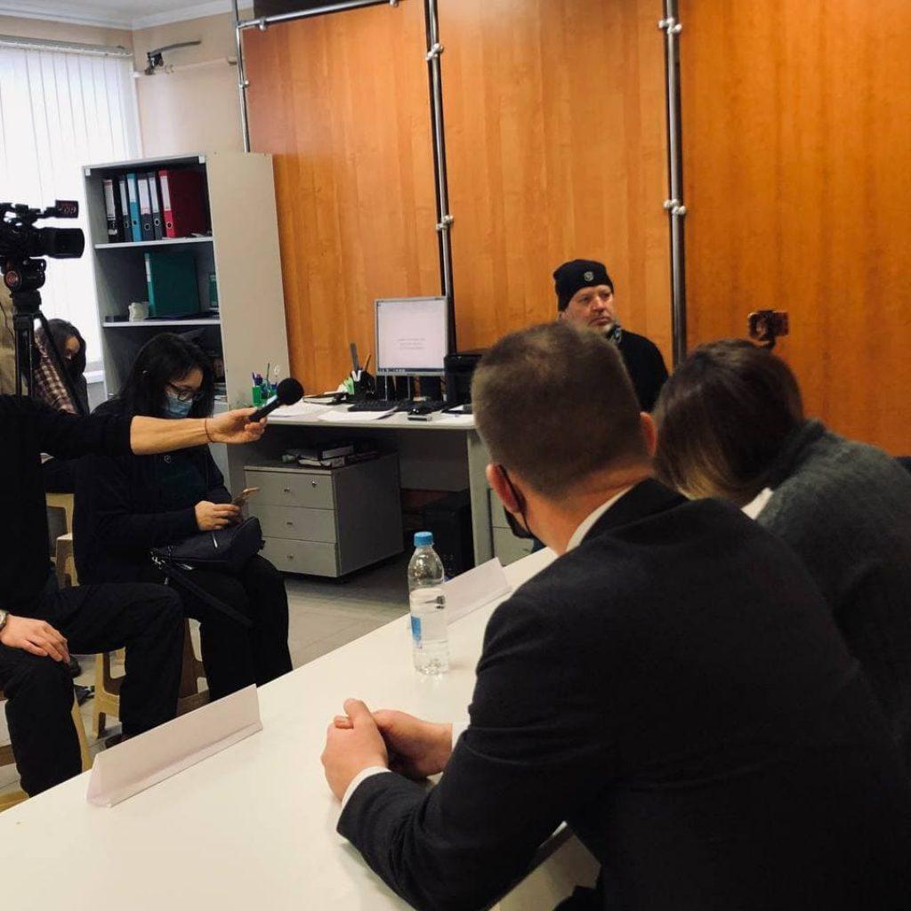 В рязанском отделении партии ЗА ПРАВДУ прошла пресс-конференция по актуальным вопросам 2