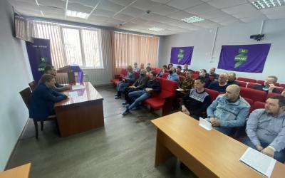 Собрание в Алтайском крае
