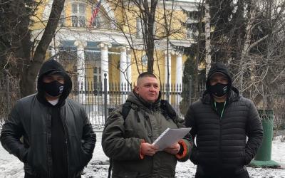 Гвардия Захара Прилепина передала предупреждение Байдену