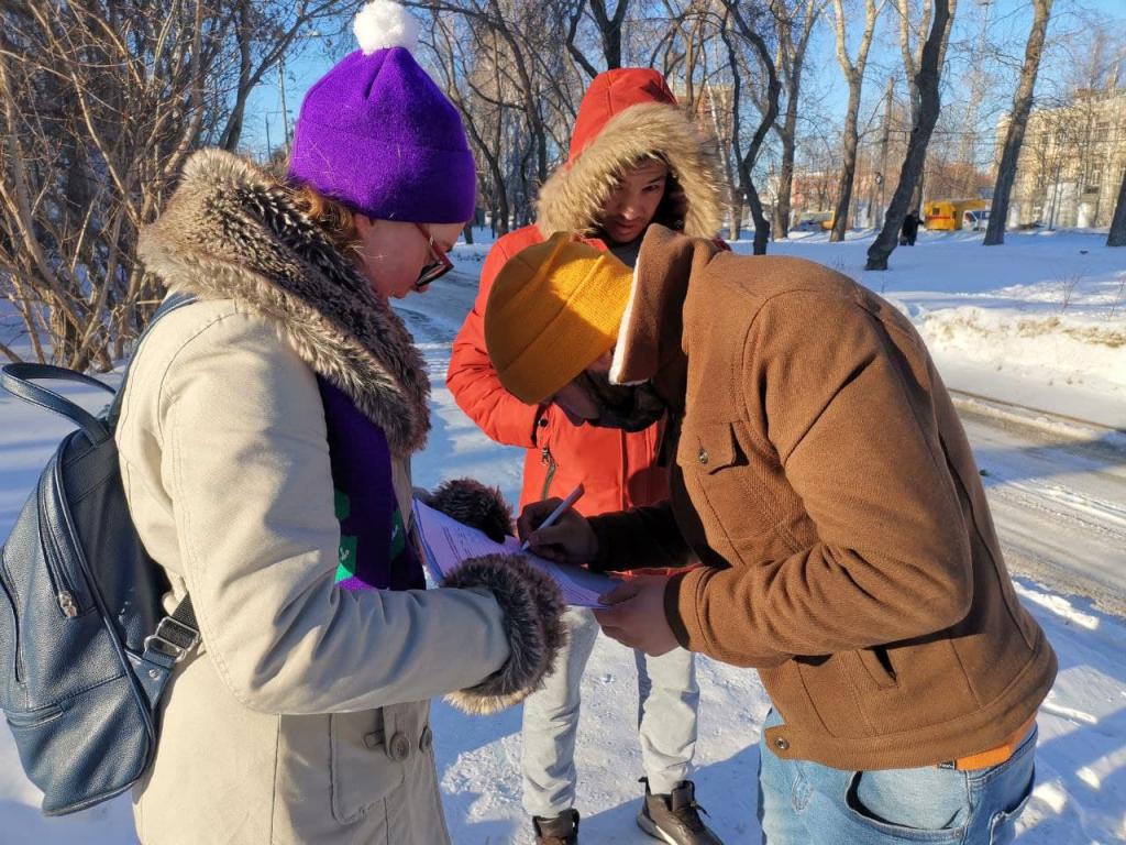 Сбор подписей за присвоение скверу имени Бориса Рыжего в Екатеринбурге продолжается 3