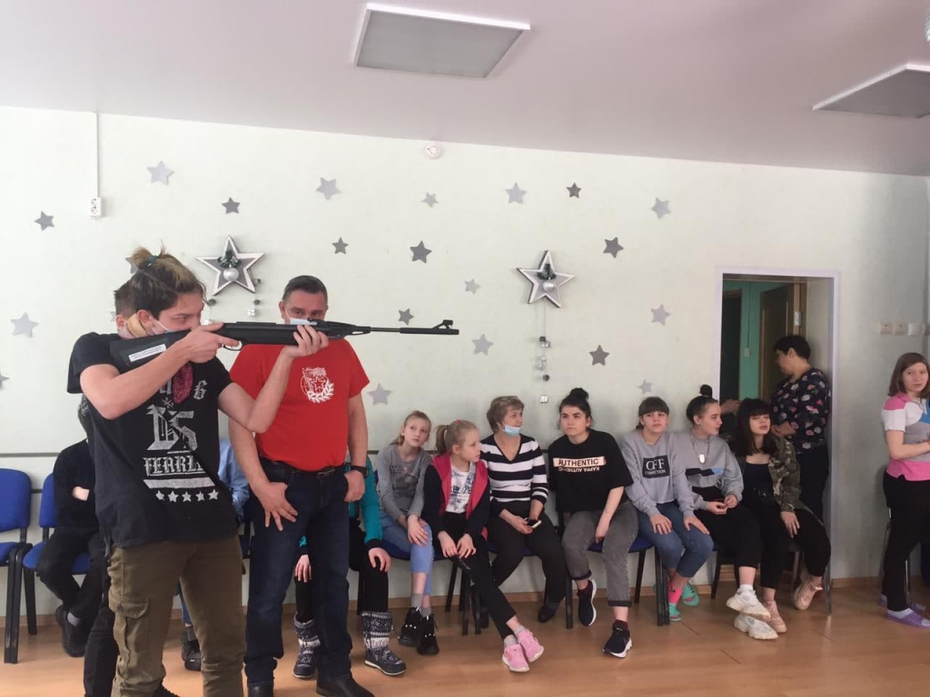 Показательные выступления в рамках фестиваля «Наследники Великой Победы» прошли в Вологде 3