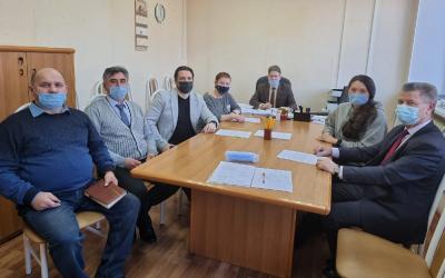 Заседание Общественного совета Вологодской станции скорой помощи