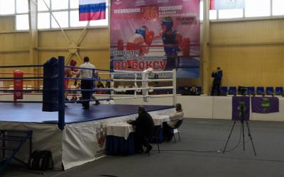 В Йошкар-Оле прошли отборочные соревнования по боксу!