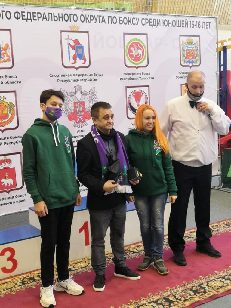 В Йошкар-Оле прошли отборочные соревнования по боксу! 1