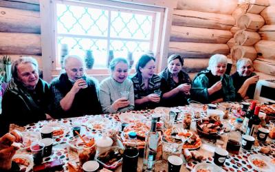 В Карелии поздравили с 8 марта матерей воинов