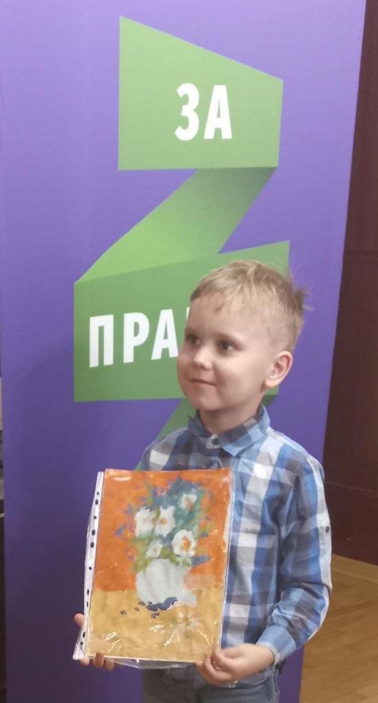 Итоги детского конкурса от Гвардии Захара Прилепина в Москве 3