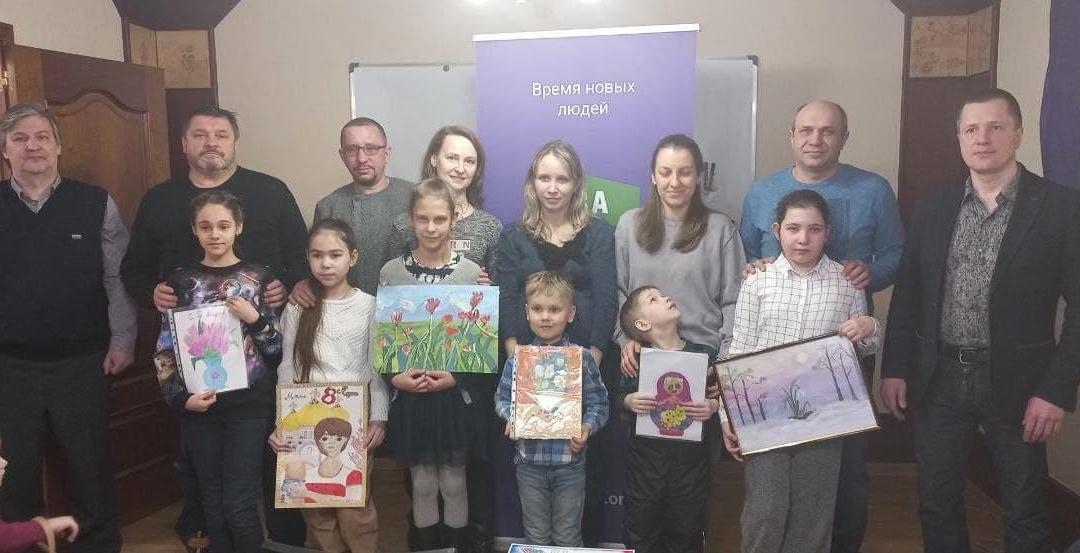 Итоги детского конкурса от Гвардии Захара Прилепина в Москве