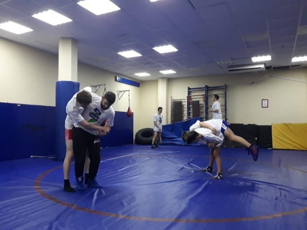 Гвардия – за спорт в Москве 1