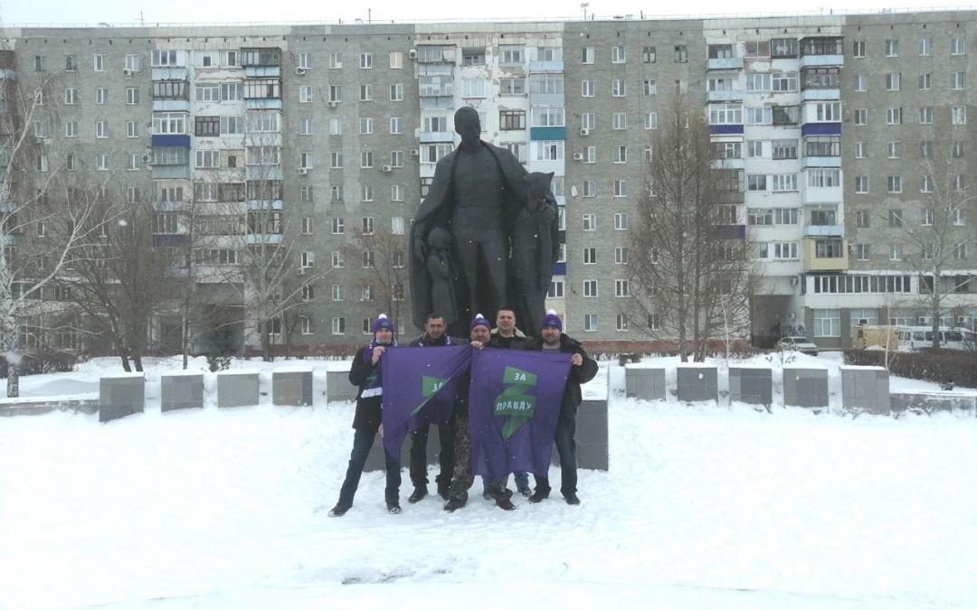 Оренбург помнит Дзержинского