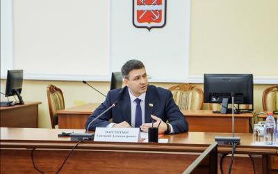 Депутат Рязанской областной Думы Григорий Парсентьев продолжает активно заниматься вопросами экологии в регионе