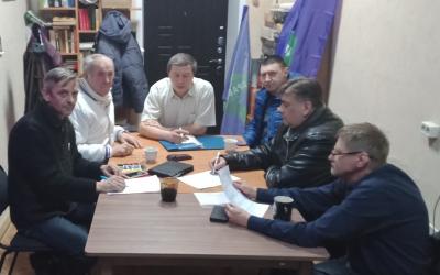 Рассмотрен вопрос о создании отделения Гвардии Захара Прилепина в Псковской области