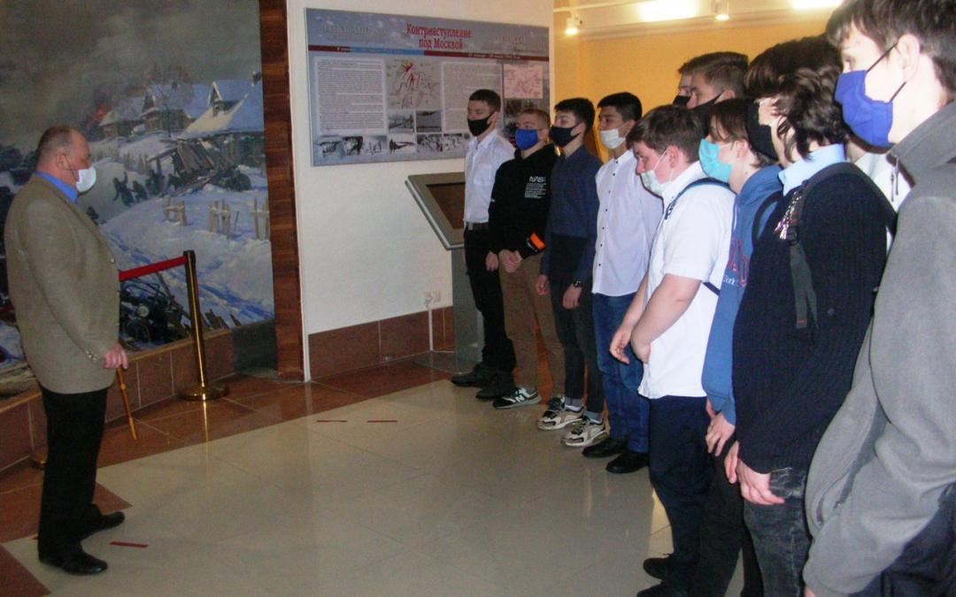Мероприятия по патриотическому воспитанию молодёжи Рязани