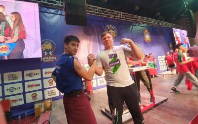 Движение Захара Прилепина в Тюмени помогло сельским спортсменам