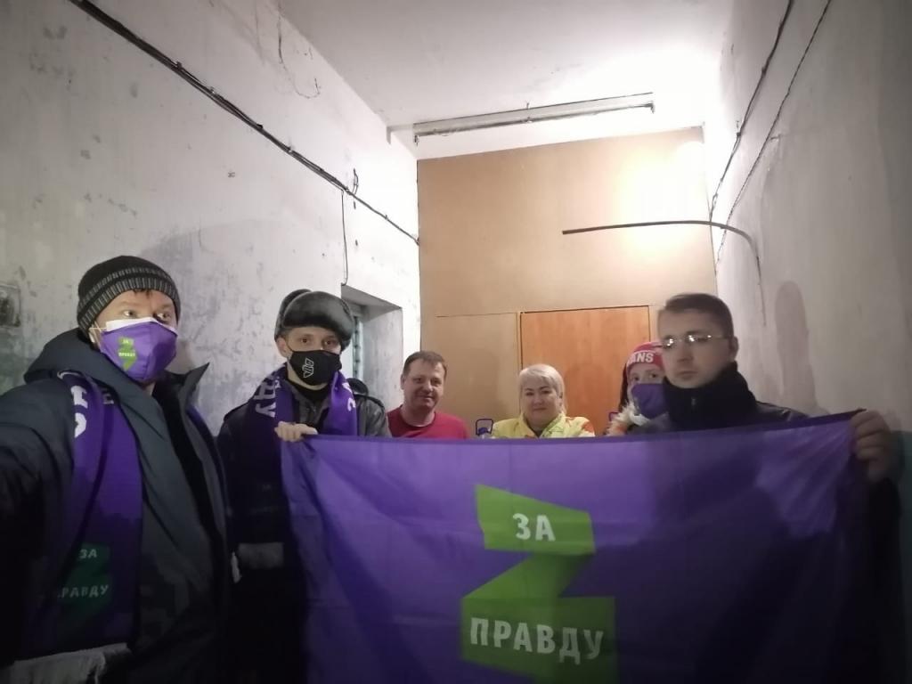 Движение Захара Прилепина продолжает помогать ульяновцам, оставшимся без водоснабжения 1