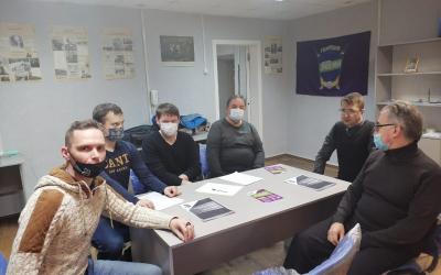 В Ульяновске Движение Захара Прилепина спасает жителей дома, оставшихся без водоснабжения