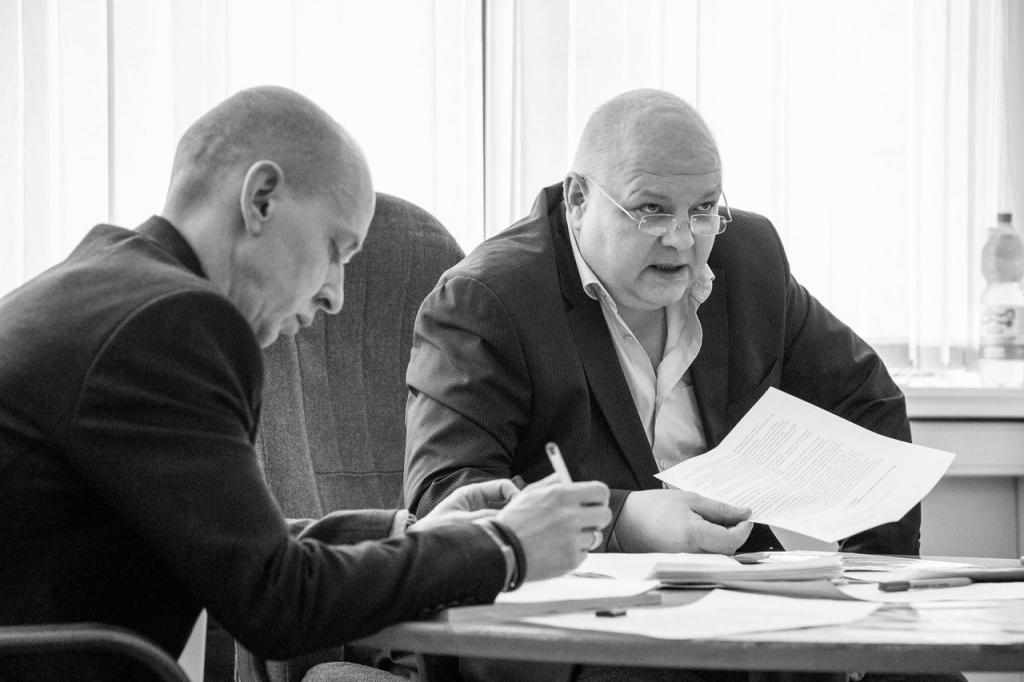 Всестороннее обсуждение на собрании Движения Захара Прилепина в ЦАО 3