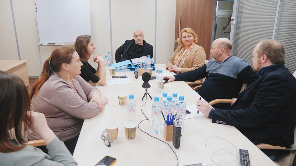 Встреча лидеров Объединенной партии с представителями родительского сообщества по вопросам реформы образования 3