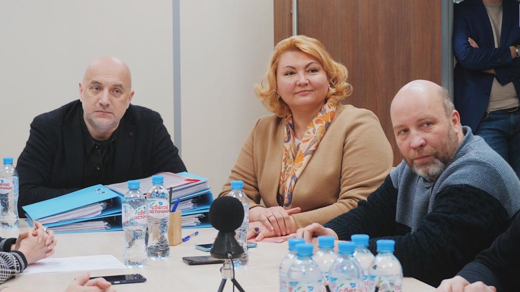 Встреча лидеров Объединенной партии с представителями родительского сообщества по вопросам реформы образования 4