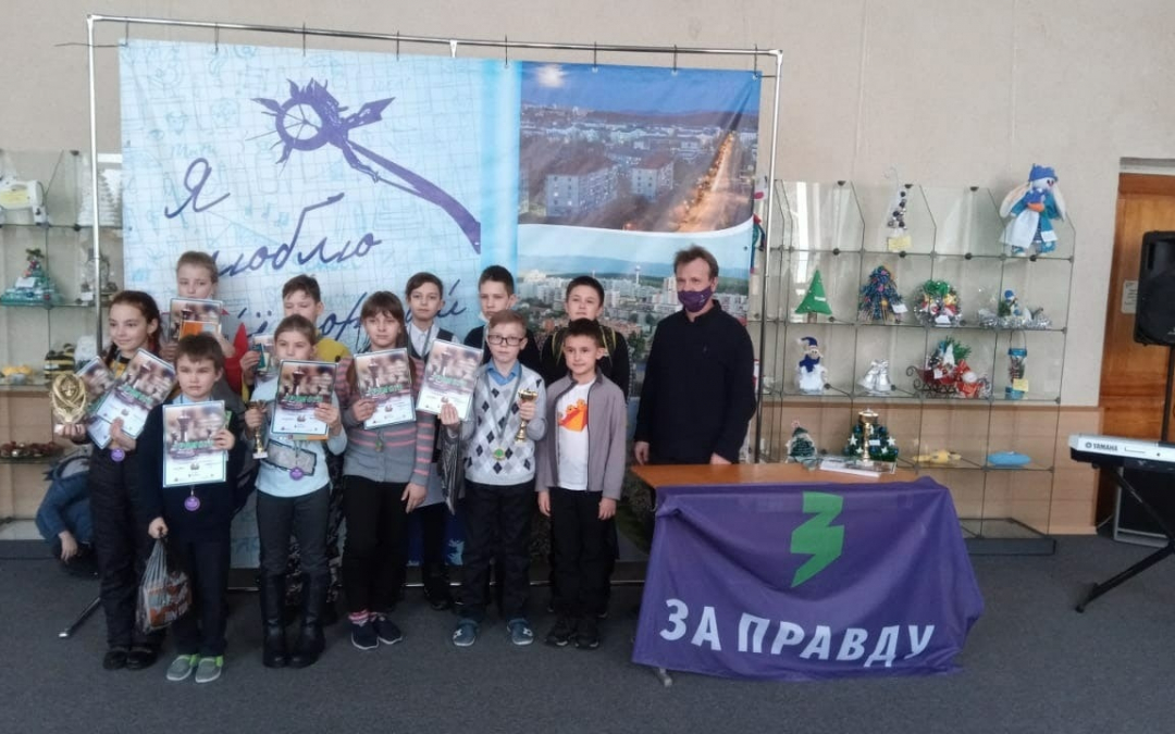 Шахматы За Правду в Челябинской области