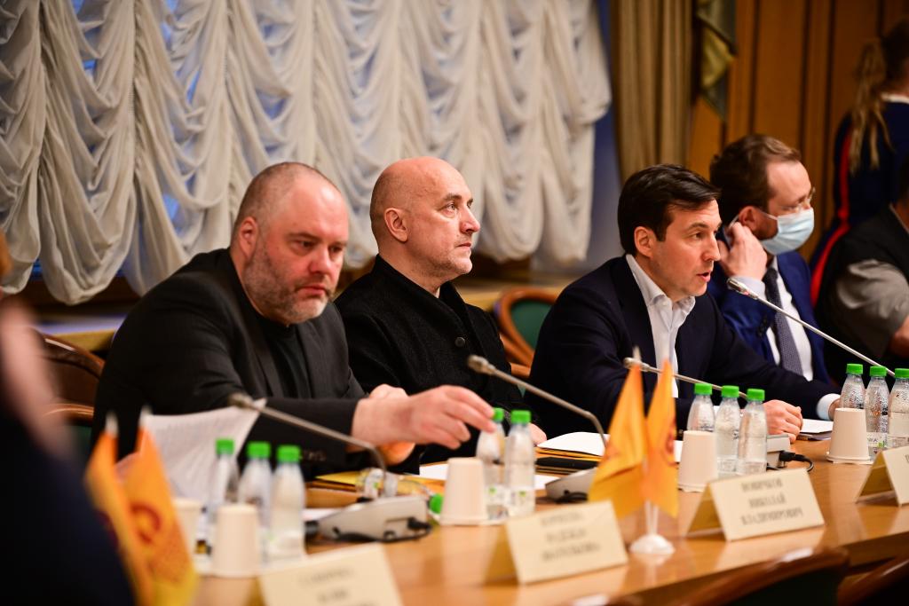 25 марта состоялось заседание программного комитета Объединенной партии 3