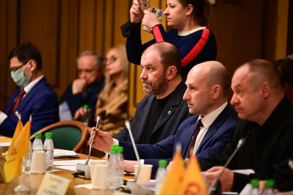 25 марта состоялось заседание программного комитета Объединенной партии 5