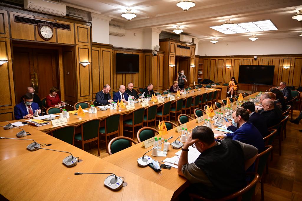 25 марта состоялось заседание программного комитета Объединенной партии 7