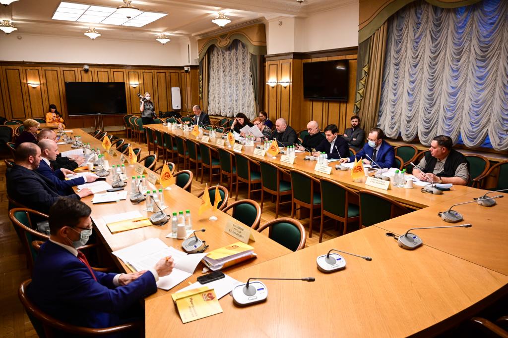 25 марта состоялось заседание программного комитета Объединенной партии 4