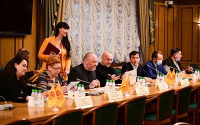 25 марта состоялось заседание программного комитета Объединенной партии