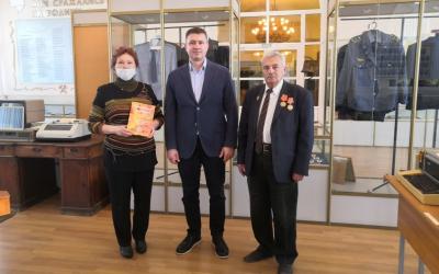 Григорий Парсентьев совершил поездку в Ряжск