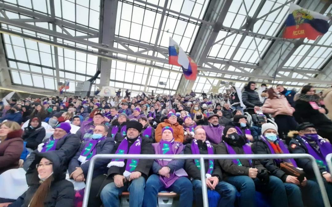 Крым не только весной