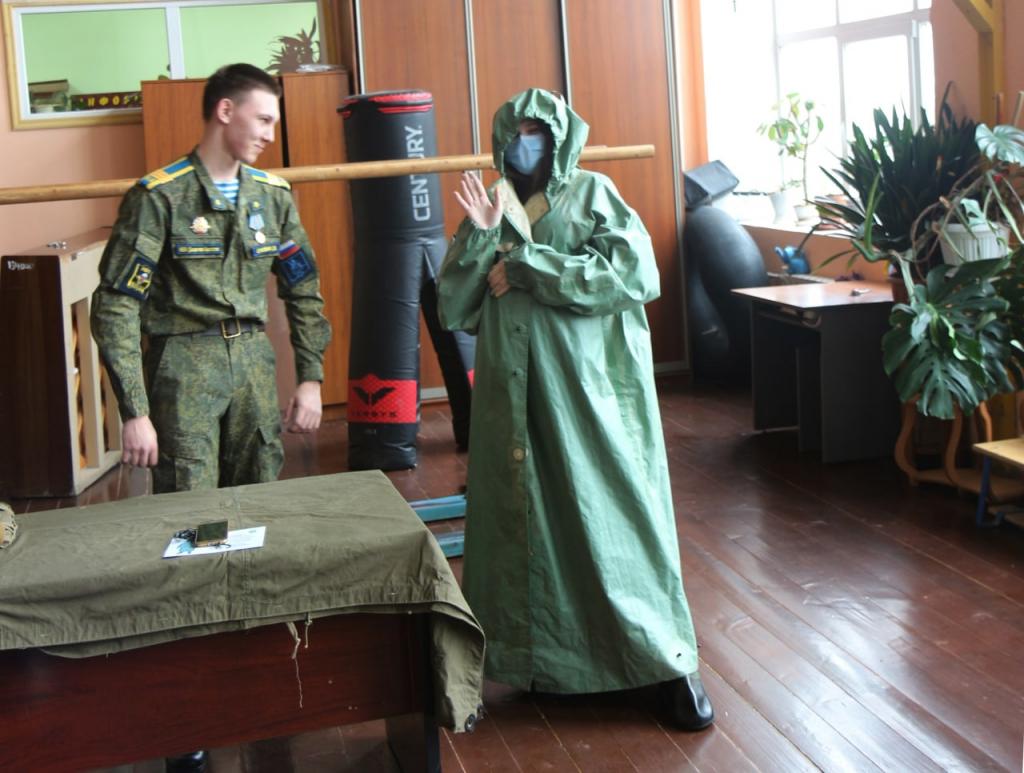 Гвардия Захара Прилепина продолжает патриотическое воспитание студентов Рязани 2