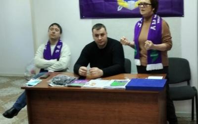 Движение Захара Прилепина в Мордовии приняло гостей из Пензы