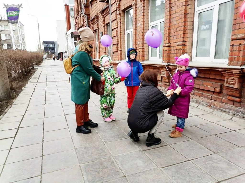 По всей России прошли акции Движения Захара Прилепина в честь 60-летия первого полета человека в космос 17