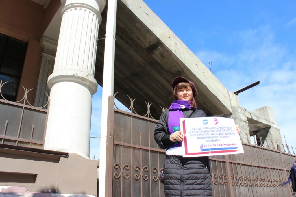 В День всемирного наследия Движение Захара Прилепина громко заявляет о его проблемах 13