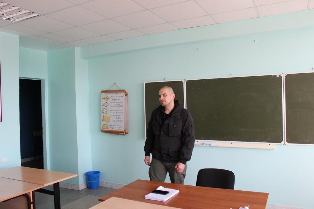 Гвардия Захара Прилепина в Иркутской области содействует пропаганде здорового образа жизни 2